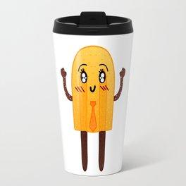 Kawaiice Business Cream Travel Mug