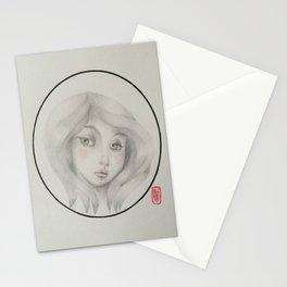 Heathcliff's Catherine Stationery Cards