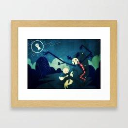 Sirus How I See Framed Art Print