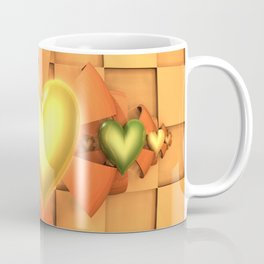 Hearts & Bows Coffee Mug