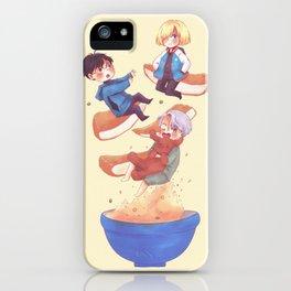 Vkusno iPhone Case