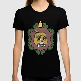 Animal Crossing New Leaf - Isabelle T-shirt