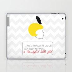 The Great Gatsby Daisy Laptop & iPad Skin