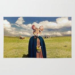 Little Mouse on the Prairie Rug