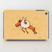 aries iPad Cases featuring Aries by Giuseppe Lentini