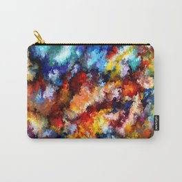 modern composition 06 by rafi talby Carry-All Pouch