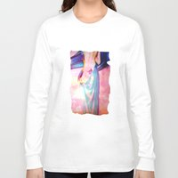 body Long Sleeve T-shirts featuring Body by haroulita