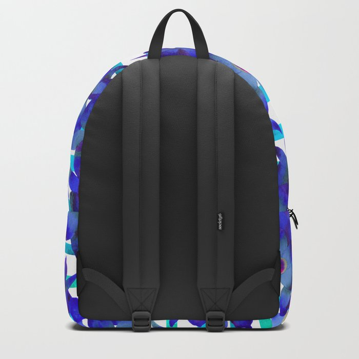 Botanical Stripes Backpack