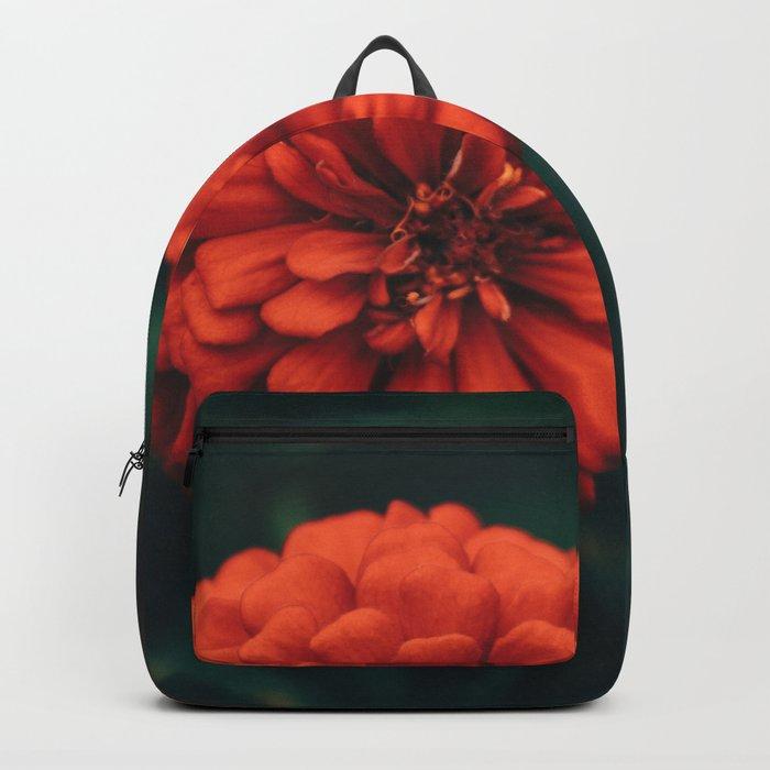 Divine Floral Backpack