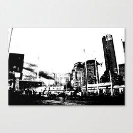 Melbourne City II Canvas Print