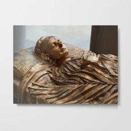 Met Museum 2 Metal Print