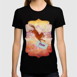 Fox Trot T-shirt