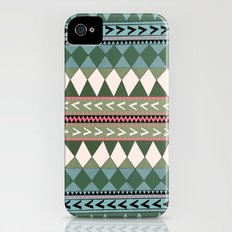 Native Forest iPhone (4, 4s) Slim Case