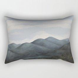 The Road Home Rectangular Pillow
