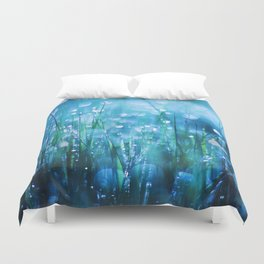Crystals of Life Duvet Cover