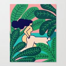 Mamacitas Club 5 Canvas Print