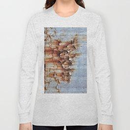 Peeling paint Long Sleeve T-shirt