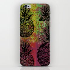 PineApple Fiesta iPhone & iPod Skin