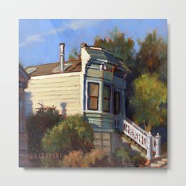 The Last House On The Left Metal Print
