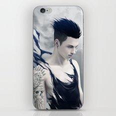 Destructive Wind iPhone & iPod Skin