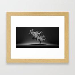 Fractal_07 Framed Art Print