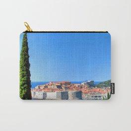Croatia Treescape Carry-All Pouch