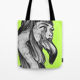 you are so beautiful // and i am so shy  Tote Bag