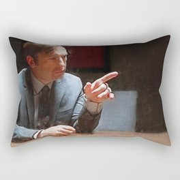 This Injustice Will Not Stand - Better Call Saul Rectangular Pillow