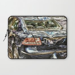 Its just a small dent, Honest! Laptop Sleeve