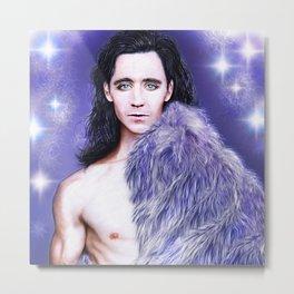 Loki - A Study In Seduction IX Metal Print