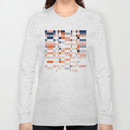 Connecting lines 4. Long Sleeve T-shirt