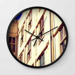 Day Six: Power House Wall Clock