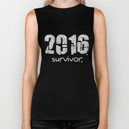 2016 Survivor Biker Tank