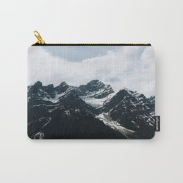 Mountains In Icefield Parkway Carry-All Pouch