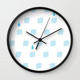 Icecube Wall Clock