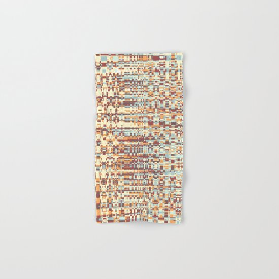 Abstract pattern 103 Hand & Bath Towel