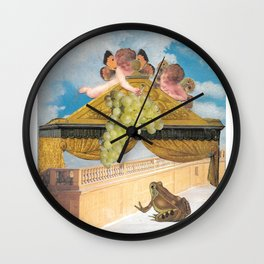 Stop Messing with Me - The Grapes of Wrath Wall Clock