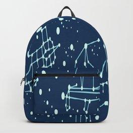 Animais ligando pontos Backpack