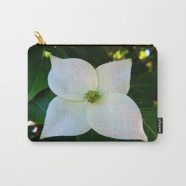 Kousa Dogwood Flower Carry-All Pouch