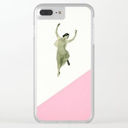 Jump Clear iPhone Case