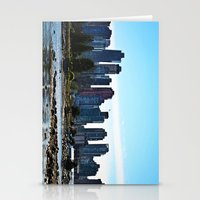 vancouver Stationery Cards featuring vancouver by LeoTheGreat
