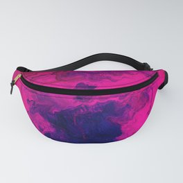 Forest Twins Verticle Fanny Pack