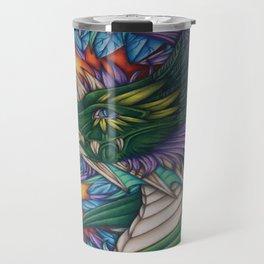 Forest Dragon Travel Mug