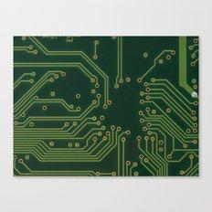 PCP Board Canvas Print