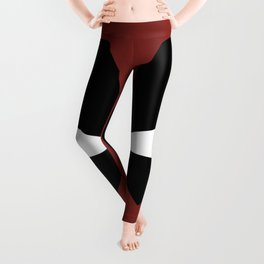 Dead pool superhero Leggings