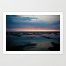 Cannon Beach Oregon Coast 4 Art Print