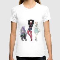 steven universe T-shirts featuring Steven Universe by EmzieBee