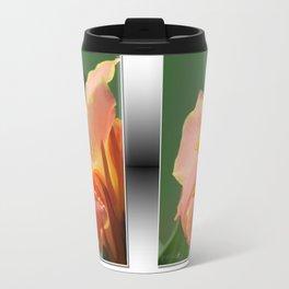 Dwarf Canna Lily named Corsica Travel Mug