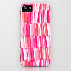 Hello watercolor Slim Case iPhone (5, 5s)