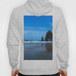 Haystack Rock Cannon Beach Hoody